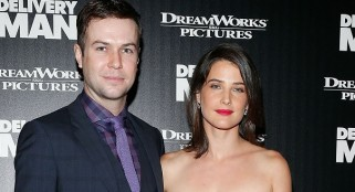 Cobie Smulders and Taran Killiam have second child