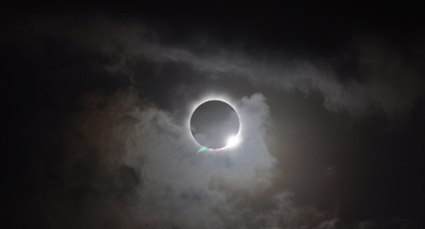 Partial solar eclipse across North America on October 23