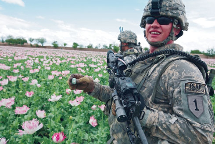 America's Deepening Heroin Problem Has Its Roots in War-Torn Afghanistan
