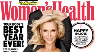 Britney Spears lands controversial cover of 'Women's Health'