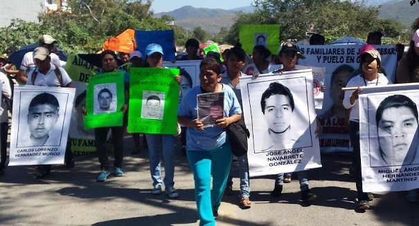 Mexican government says Ayotzinapa students are dead