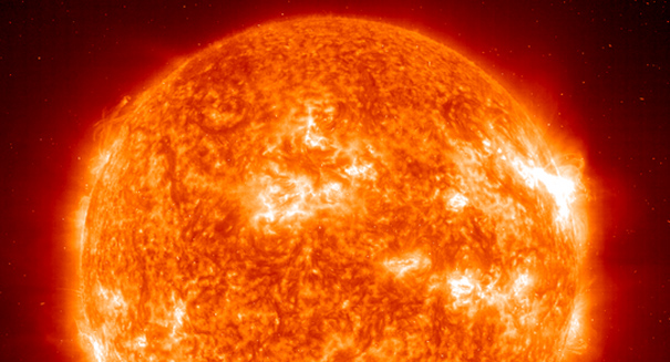 Sun unleashes gigantic solar flare, causes blackouts on Earth