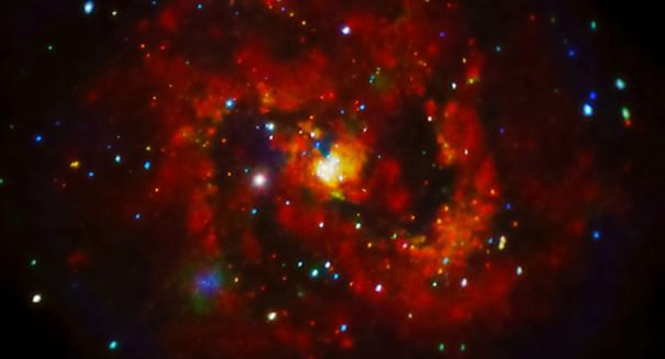 Astronomers stunned to discover massive clusters of baby galaxies in distant universe