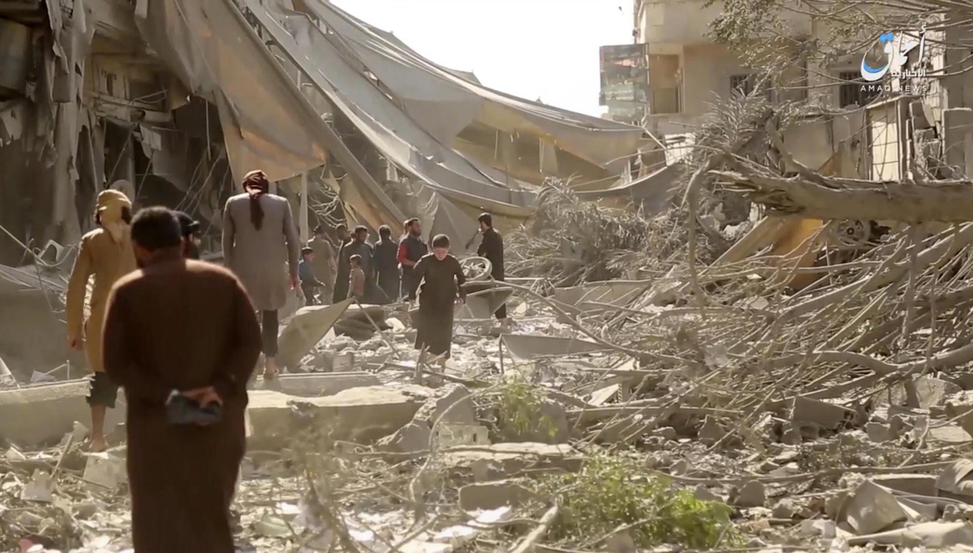 So We've Taken Raqqa.  How Nice.