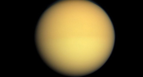Cassini spacecraft observes reappearance of mysterious feature in Titan sea