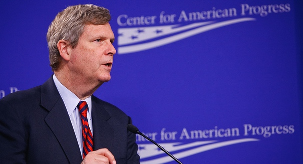 "Iowa's Tom Vilsack May be Hillary's ""Perfect"" Answer to Pence"