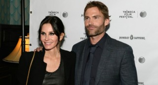Exclusive: Seann William Scott has a 'Hollywood moment' in 'Just Before I Go'