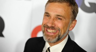 Actor Christoph Waltz rushed off stage after sounds of gunfire at Cannes