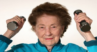 Exercise helps treat dementia patients