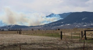 Wildfire roars through Montana; ski resort evacuated
