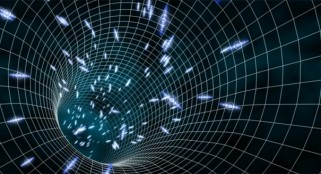 Are scientists trying to create the first wormholes?