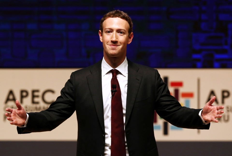 Is Facebook's Mark Zuckerberg Building a Dangerous Information Empire?
