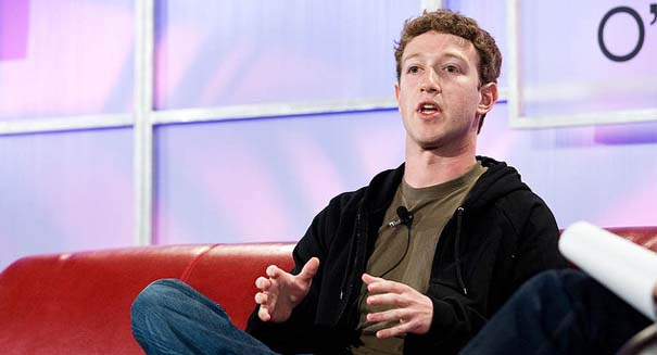 One year after IPO, Facebook employees give Mark Zuckerberg high marks