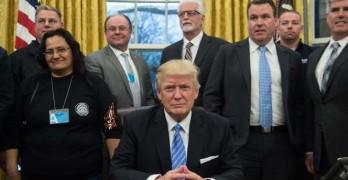 labor and trump